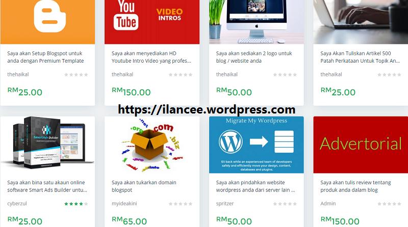 ilancee.com, ilancee.com review, kerja dari rumah dengan ilancee, pust servis online, pusat jual beli online, contest ilancee.com, contoh servis ilancee